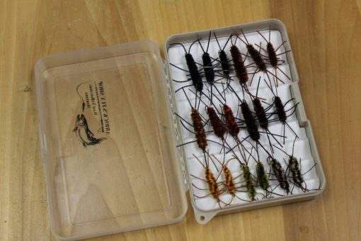 Rubber Legs Stonefly nymph assortment