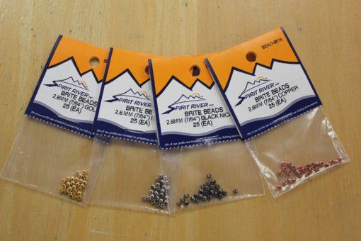 Spirit River Brite Beads 25 pack