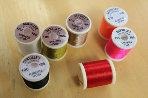 Danville thread flymaster 6/0, plus 140, plus 210