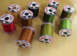 Wapsi Antron Yarn Spooled