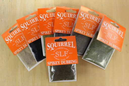 Squirrel Dubbing SLF