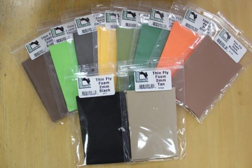 Thin Fly Foam 2mm