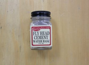 Fly Head Cement Water Base