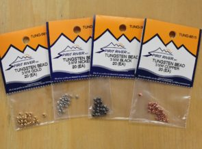 Spirit River Tungsten Beads