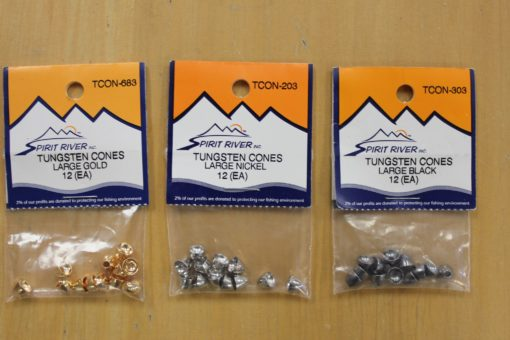 Spirit River Tungsten Cones