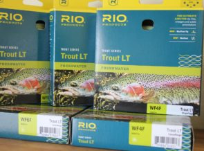 Rio Trout LT Fly Lines double taper