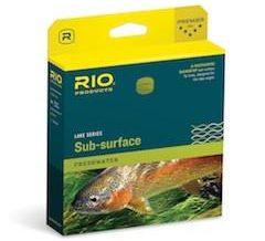 Rio Aqualux II Fly Lines