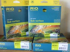 Rio Midge Tip Fly Lines