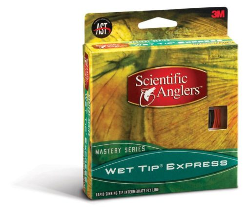 Mastery Wet Tip Express Fly Lines now 50% off