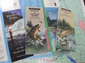American Adventures Association Maps