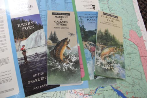 American Adventures Association Maps
