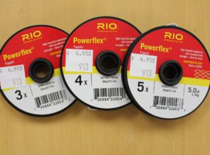 Rio Powerflex tippet materials