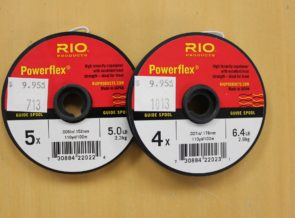 Rio Powerflex Tippet Guide Spools