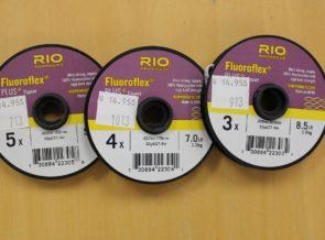 Rio Fluoroflex Plus tippet material