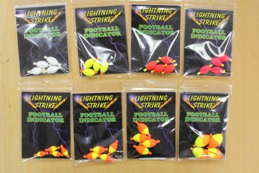 Lighting Strike Football Indicators