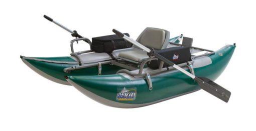 Outcast PAC 1000 Pontoon Boat