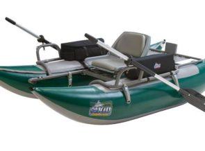 Outcast PAC 800 Pontoon Boat