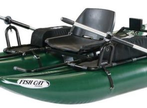 Outcast Fish Cat Panther Pontoon Boat