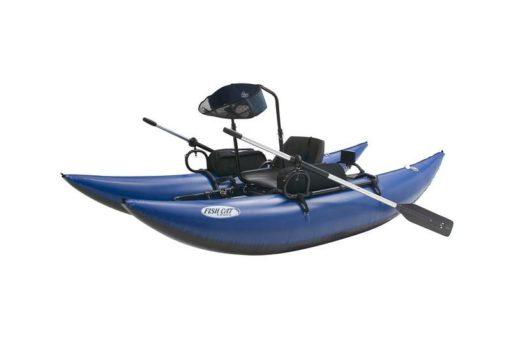 Outcast Fish Cat 10-IR Standup Pontoon Boat
