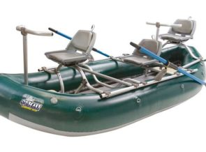 Outcast PAC 1300 Boat