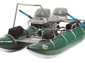 Outcast PAC 1200 Pontoon Boat