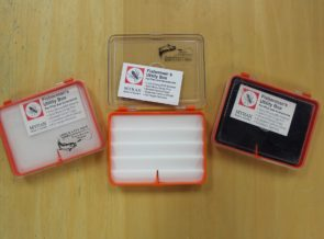 Myran Orange Base Fly Boxes 4000, 4002