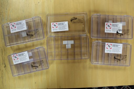 Myran Fly Boxes; 6000, 1200, 1800, 7000, 3003