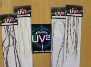 UV2 Whiting 100's hackle