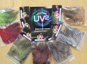 UV2 Grizzly Soft Hackles