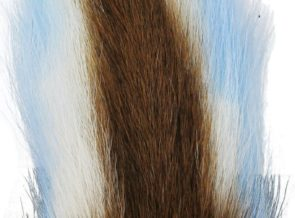 Spirit River tip dyed bucktails