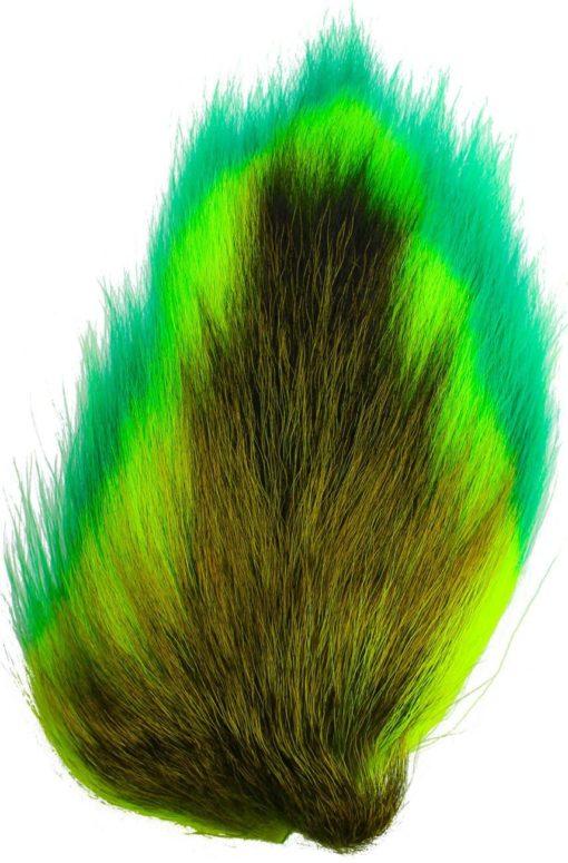 Spirit River tip dyed bucktails