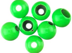 Spirit River Hot tungsten beads 20 pack