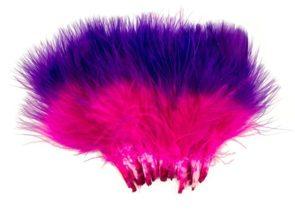 Spirit River Tip Dyed Marabou