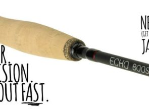 Echo Boost Saltwater Fly Rods