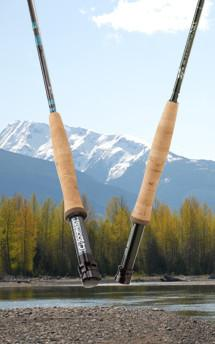 G. Loomis NRX Nymph Fly Rod