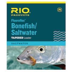 Rio Fluoroflex Bonefish / Saltwater Tapered leader