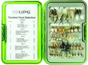 Umpqua Premium Rockies Trout Fly Selection