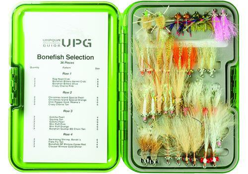Umpqua Premium Bonefish Fly Selection