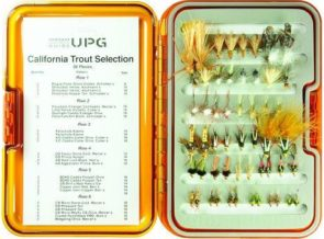 Umpqua Premium California Trout Fly Selection