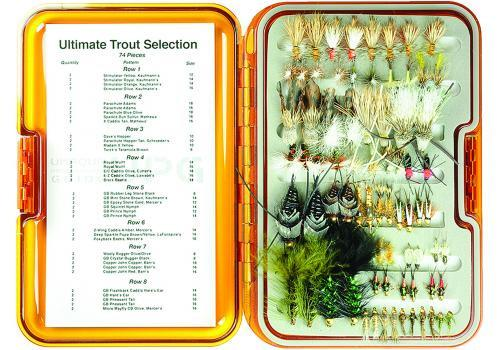 Umpqua Premium Ultimate Trout Fly Selection