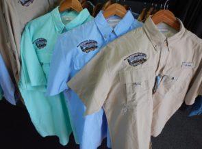 Columbia Bahama II short sleeve fishing shirt
