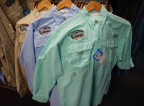 Columbia Bahama II long sleeve fishing shirt