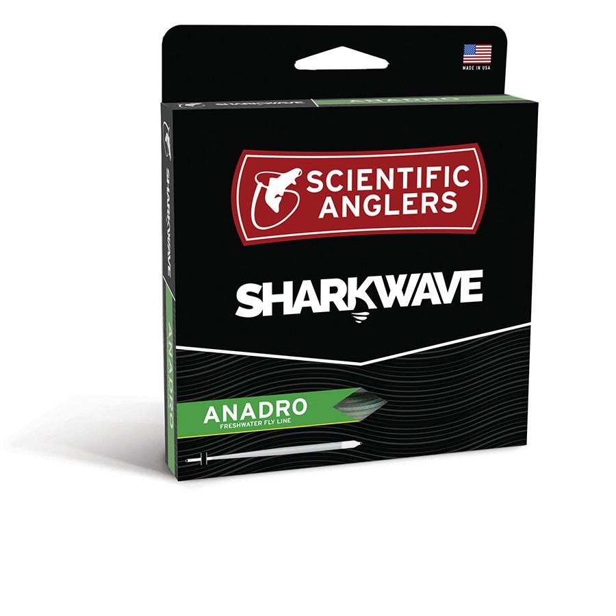 Scientific Anglers Sharkwave Anadro fly line