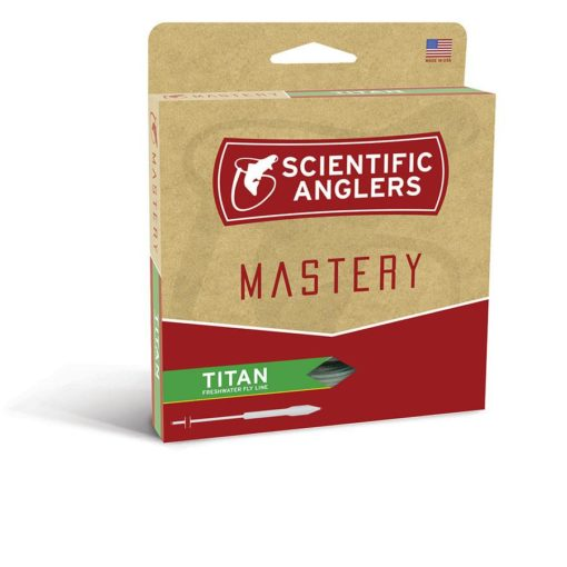 Scientific Anglers Mastery Titan fly line