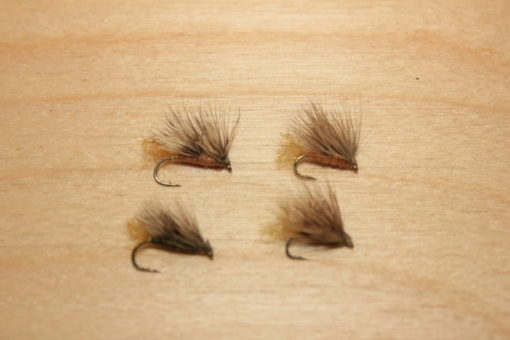 double wing caddis