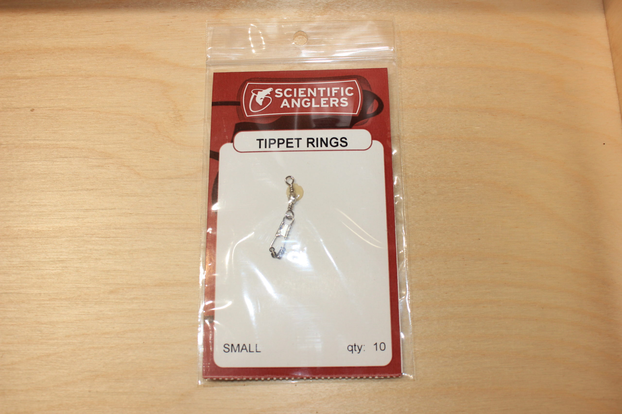 s/a tippet rings