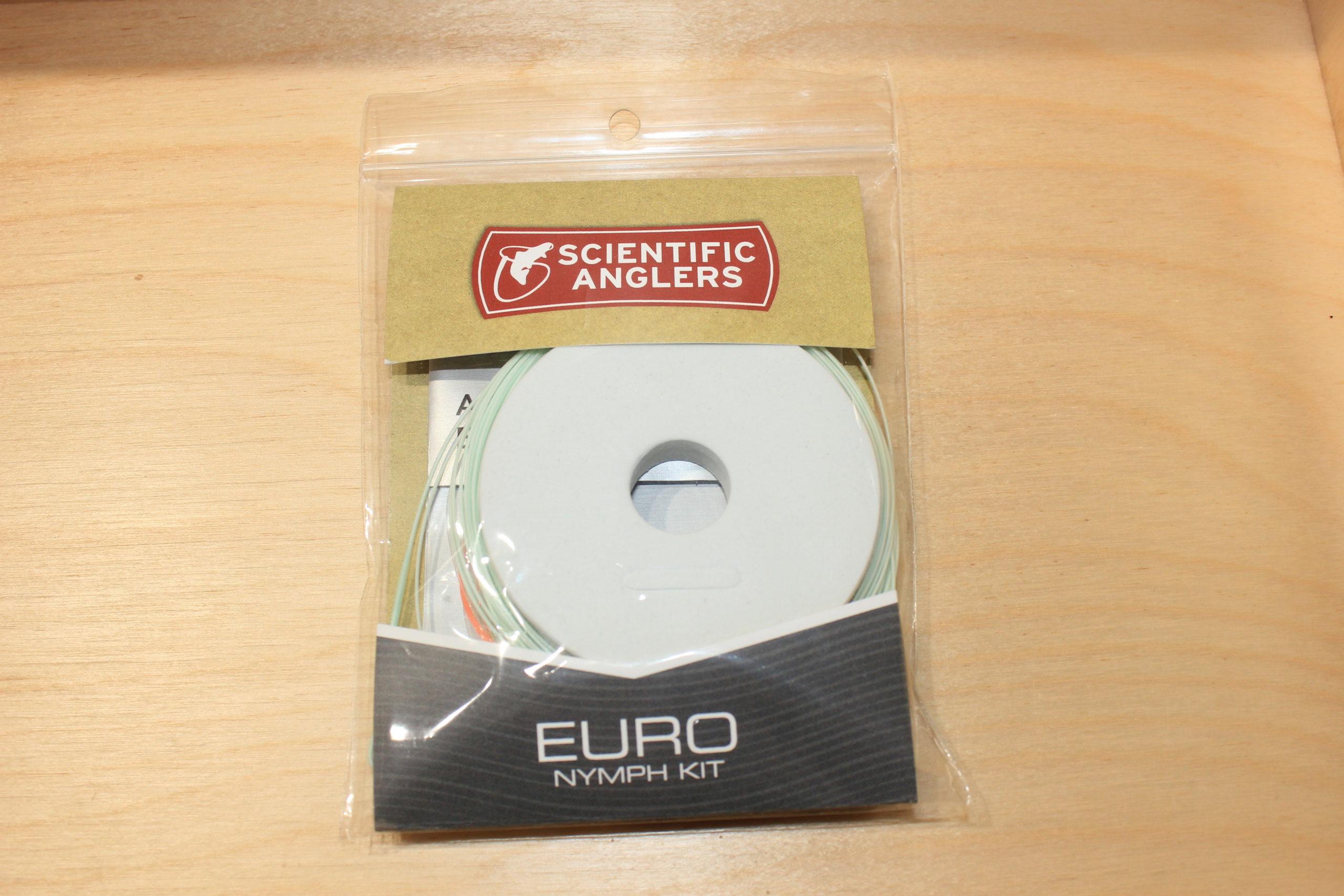 s/a euro nymph kit