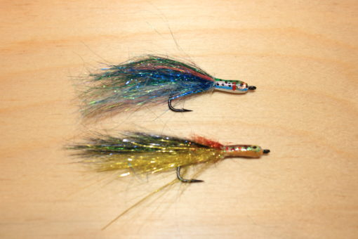 skips trout minnow